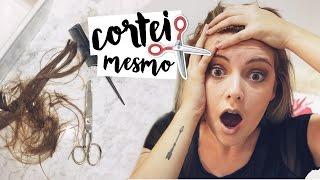 CORTEI O CABELO! AINDA PAREÇO COM A MALENA 0202???