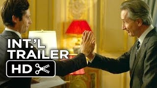 The French Minister Official Trailer 1 (2014) - Thierry Lhermitte French Comedy HD