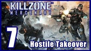 Killzone: Mercenary Walkthrough PART 7 Lets Play Gameplay [PS Vita] TRUE-HD QUALITY