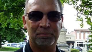 Brett Baker of Ellettsville, Indiana Opposes Public Option