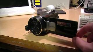 "Samsung SMX-K40 ""HD-like"" camcorder review & test"