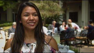 NU Scholar Giselle Barrera
