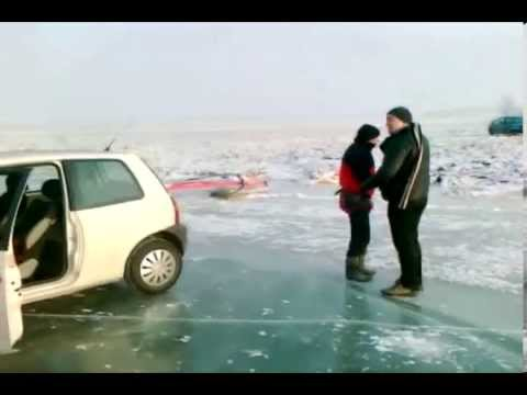 JAZDA PO LODZIE ICE ROAD SEAT VEGA