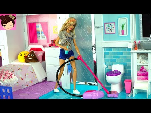 Xxx Mp4 Barbie House Cleaning Morning Routine Grocery Store Supermarket Toy Shopping 3gp Sex
