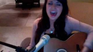 Back to December, Taylor Swift cover by Savannah Berry