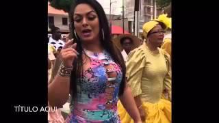 Mulher Melancia Guyana Francesa carnaval