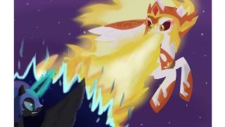 Daybreaker Vs Nightmare Moon  (MLP Speedpaint)