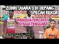 Full Video Reaksi Zohri Lolos Olimpiade 2020 Pecahkan Rekor Nasional & Asia Tenggara