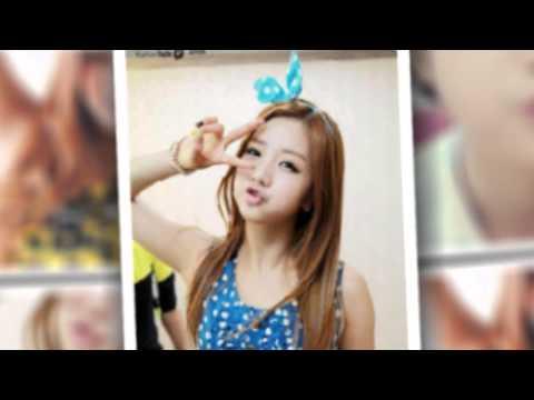 Happy Birthday Yoon BoMi (윤보미) 22 years old