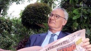 E POI C'È CATTELAN #EPCC – Tutto è possibile con Claudio Ranieri