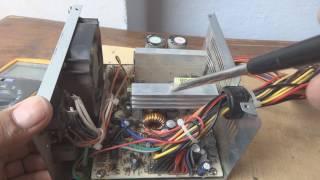 ATX power supply introduction Urdu Hindi. PC power supply. Rig power supply.