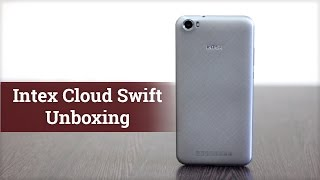 Intex Cloud Swift 4G Unboxing
