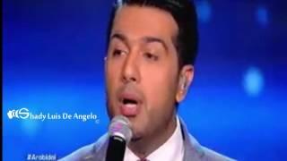 عرب ايدول همام ابراهيم موال تعلل في الهوى مرحلة النصف نهائيات Arab idol 2016