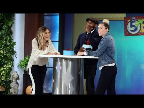 watch 5 Second Rule with Miley Cyrus and Sarah Jessica Parker