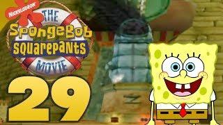 Let's Play Spongebob Schwammkopf - Der Film Part 29 - Zucht und Klausurordnung