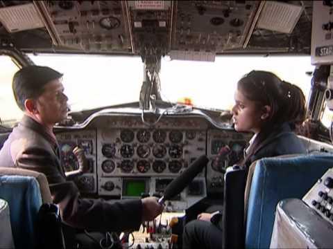 Aeronautical College of Bangladesh BTV program(রুপান্তর ),Part-1