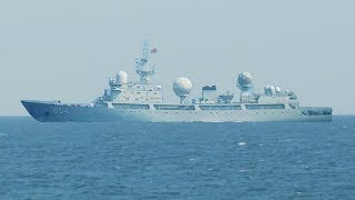 Chinese Spy Ship Caught Watching US | China Uncensored