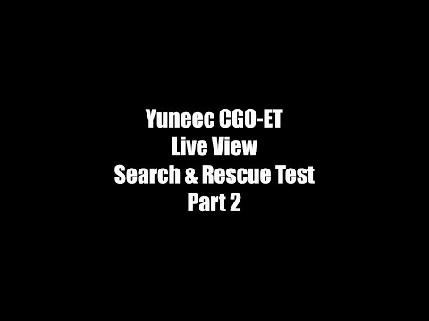 Yuneec Typhoon -H & CGO-ET - Part 2 of the ULTIMATE