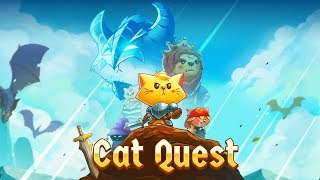 Cry Tries: Cat Quest