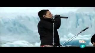 CHAMBAO -Ahi estás tú -Glaciar Perito Moreno 2009