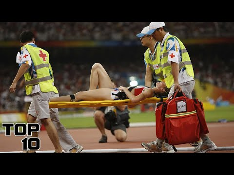 Top 10 Most Shocking Olympic Disasters