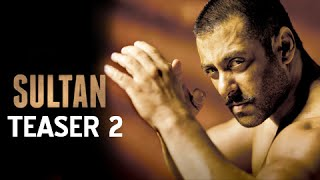 Salman Khan's SULTAN Teaser 2 OUT Soon