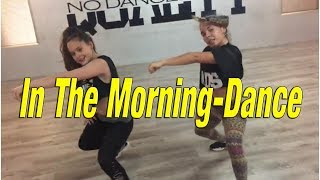 In The Morning -Justin Quiles ft fuego - DANCERS - Claudia & Lara