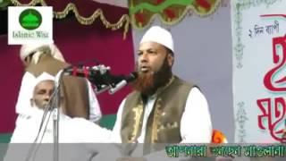New Waz ♥ Maulana Abdul Basit Saheb Sirazganzi মাওলানা আব্দুল বাসিত সাহেব সিরাজগঞ্জী