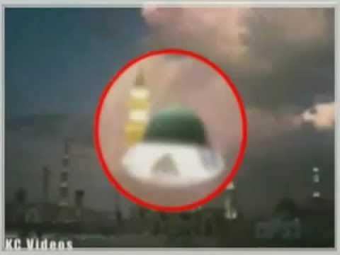 Masjid Nabvi SAW real pic and video Mojza