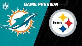 Dolphins vs. Steelers | Jarvis Landry vs. Antonio Brown | NFL Wild Card Weekend Previews