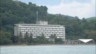 NYAI RORO KIDUL : Kisah Kamar 308 Di Samudra Beach Hotel