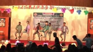 Bd college mech installation  2017 2nd year