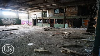 Deserted Abandoned Accurate Metal Plating Building | Urban Exploration