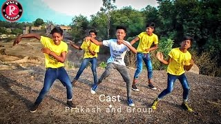 New Superhit Nagpuri Hip-Hop Dance [Prakash and Group]