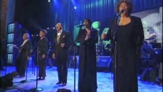The Staple Singers Perform