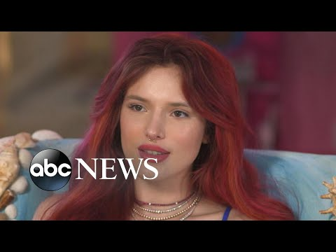 Midnight Sun star Bella Thorne on showing the world who she really is