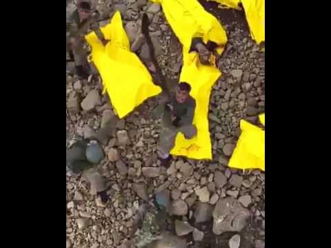 Tunceli PKK leşleri.