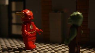 Lego Flash Ep.1- who's got more power? (German/English subtitles)