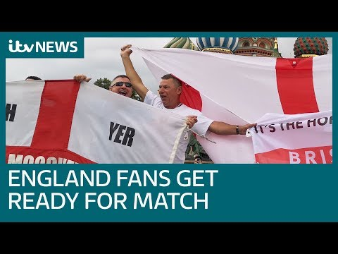 Meet the England fans making a last dash for  World Cup tickets  ITV News