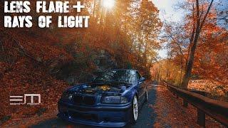 Photoshop Tutorial Lens flare + Light Rays | Bsaintmedia 4k UHD