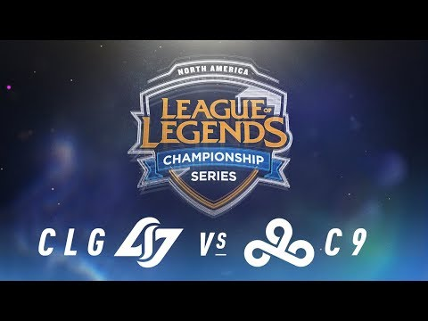 Xxx Mp4 CLG Vs C9 Week 1 Day 1 NA LCS Spring Split Counter Logic Gaming Vs Cloud9 2018 3gp Sex