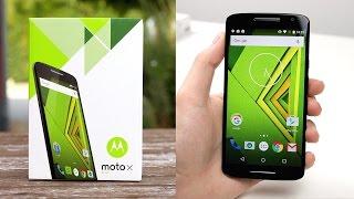 Motorola Moto X Play: Review & Unboxing (Deutsch) | SwagTab