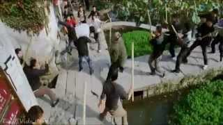 'I' movie China fight scene HD