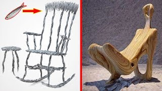 Creative And Unusual Chair Designs!