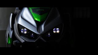 2017 Kawasaki Z1000 Sugomi SE, OFFICIAL VIDEO By:Daivan Hobby Moge