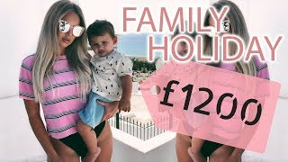 FAMILY HOLIDAY ON A BUDGET   TIPS FOR TRAVELLING WITH KIDS   Lucy Jessica Carter
