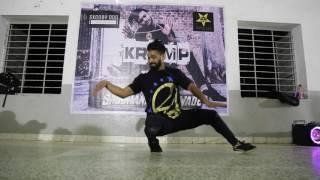 Shubhankar Gawade | Art Of Freestyle | Hey Shona | Krump Therapy | Skooby Doo Dance Studio