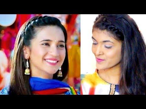Jaana Na Dil Se Door | Vividha Inspired Side Braid Hair Tutorial