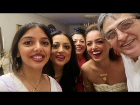 Xxx Mp4 VLOGMAS Persian Family Do Christmas Dinner 3gp Sex