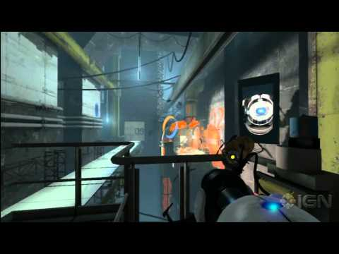 Portal 2 Walkthrough: Chapter 9 The Part Where He Kills You